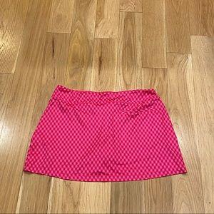 Nike Shorts - Nike Women's Gingham Golf Skort